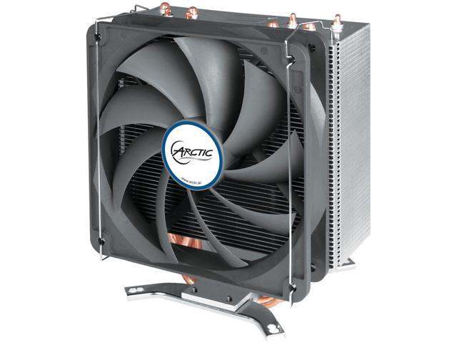 ARCTIC COOLING Freezer i32 CO 120mm Dual Ball Bearing CPU Cooler with 120 mm PWM PST, Dual Ball Bearing for Continuous Operation