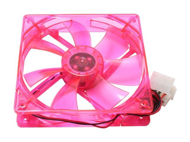 Rosewill RFA120L-R 120mm 4 Red LEDs LED Case Fan