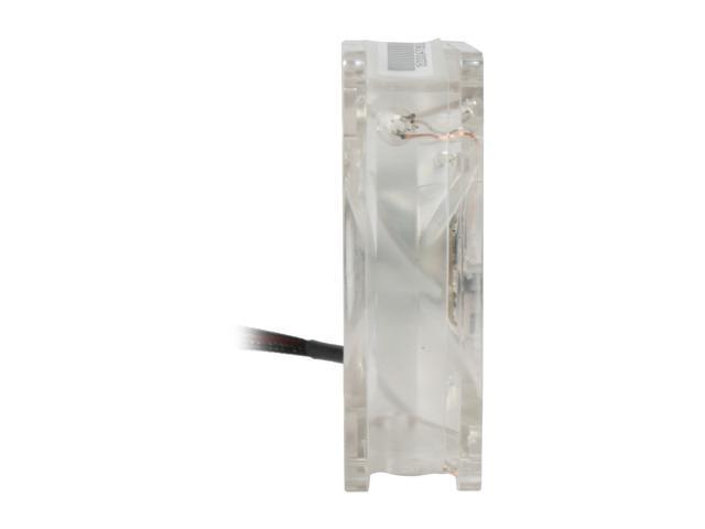 Rosewill RFA-80-WL 80mm 4 White LEDs LED Case cooler