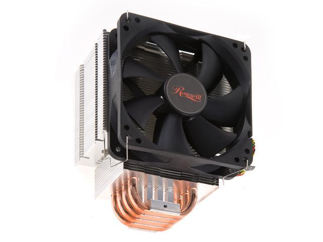 Rosewill FORT120 120mm Direct Touch CPU Cooler w/ 775&1366 Retention Brackets