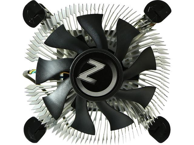 Rosewill RCX-Z775-LP 80mm Sleeve Low Profile CPU Cooler - OEM
