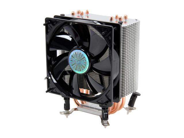 Rosewill ROCC-12001 AIOLOS - 120mm CPU Cooler with Long Life Sleeve - Compatible with Intel Core i5 & i7
