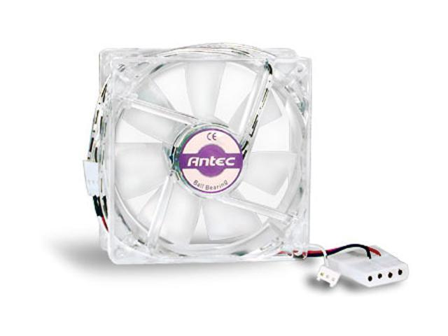 Antec PRO 92mm DBB Clear 92mm Double Ball bearing Case Fan