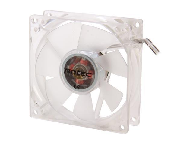 Antec PRO 80MM 80mm Pro Sleeve Case Fan with 3pin & 4pin Connector