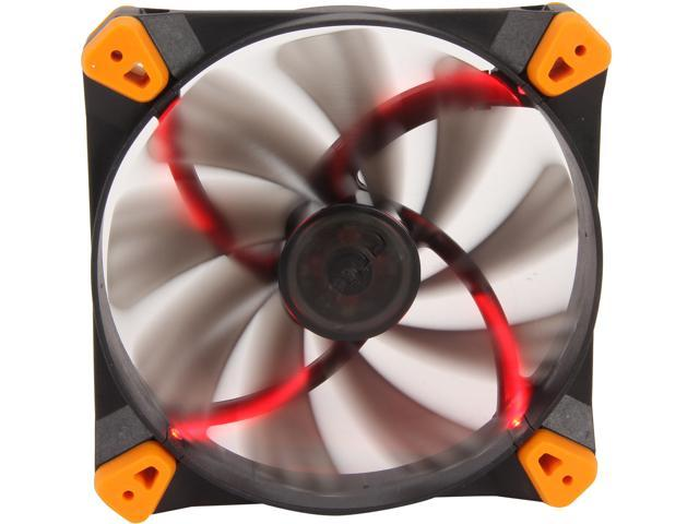 Antec True Quiet 120 RED 120mm Red LED Cooling Fan