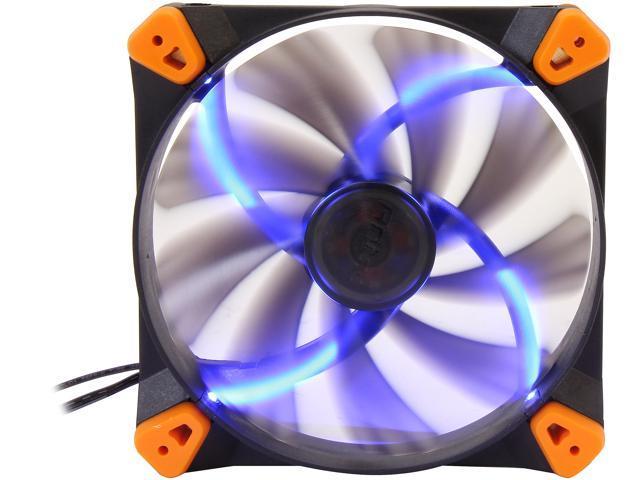 Antec True Quiet 120 BLUE 120mm Blue LED Cooling Fan