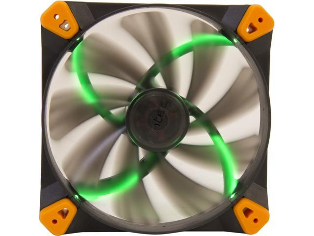 Antec True Quiet 120 GREEN Green LED Cooling Fan