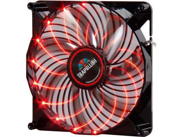 ENERMAX UCTA18A-R 180mm Red LED Case Fan