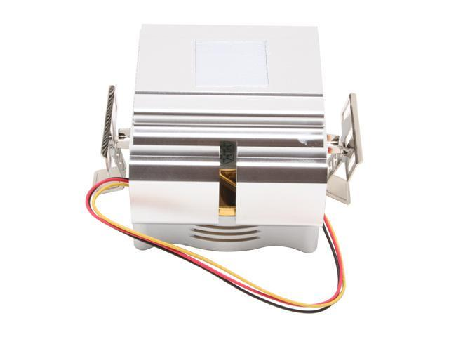 SILVERSTONE SST-NT04 80mm Ultra maglev oil protection CPU Cooler