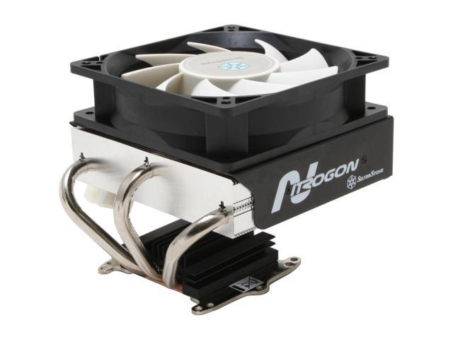 SILVERSTONE SST-NT06 120mm 2 Ball CPU Cooling Fan/Heatsink
