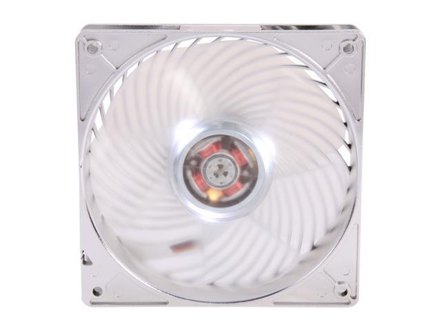SILVERSTONE Air Penetrator AP121-L AP121-WL 120mm White LED Case Fan
