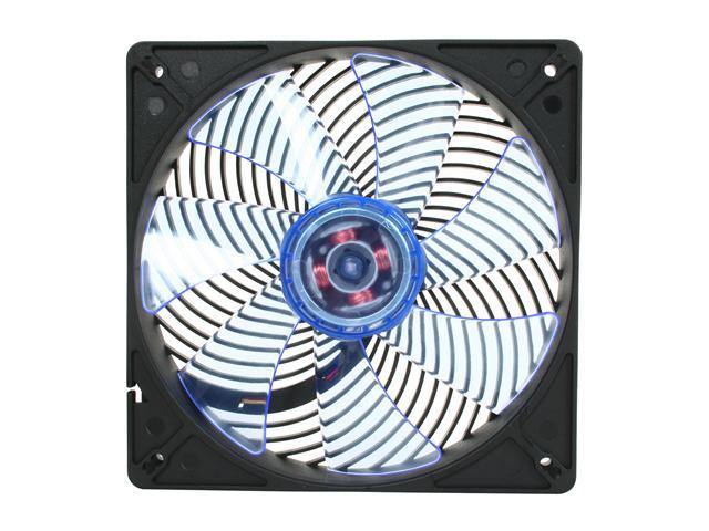 SILVERSTONE AP141 139mm Air Penetrator Air Channeling Case Fan