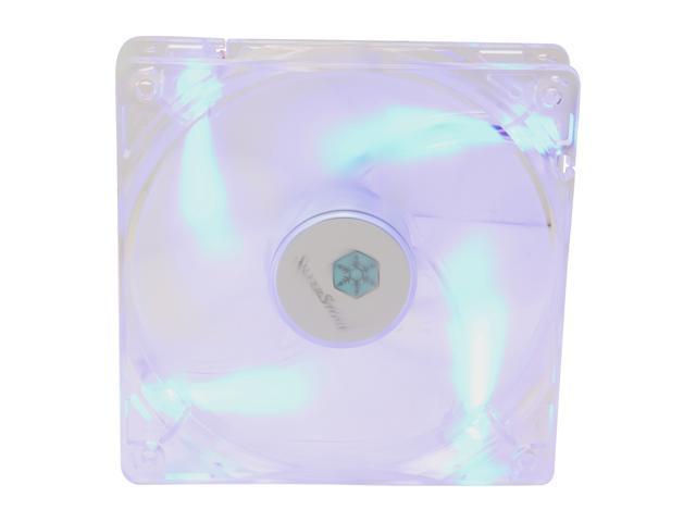 SILVERSTONE FN121-P-BL Blue LED Case Fan