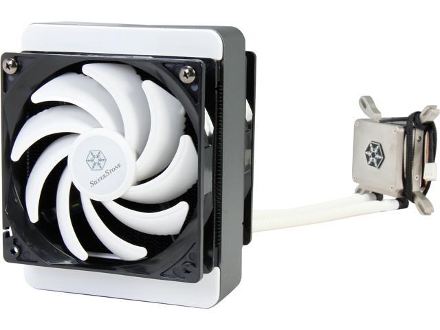 SILVERSTONE Tundra Series TD03 ALL-IN-ONE Water/Liquid CPU Cooler 120MM