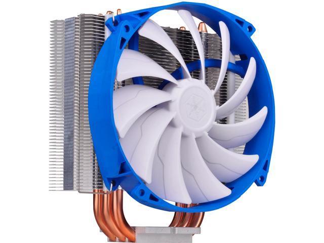 SILVERSTONE AR07 140mm Long life sleeve CPU Cooler