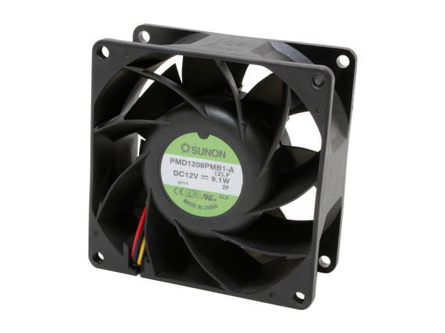 SUNON FAN-PMD1208PMB1 80mm Case Cooling Fan/Heatsink