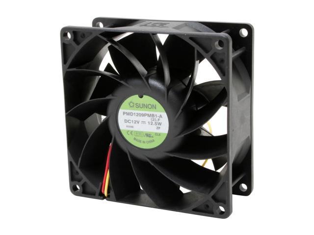 SUNON FAN-PMD1209PMB1-A 92mm Case Cooling Fan/Heatsink