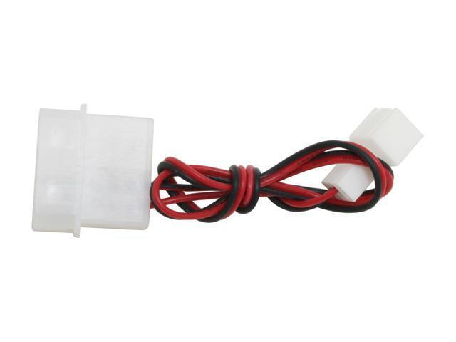 HIPER HFF-1R08R-UV Blacklight Reactive 80mm Red Case Fan