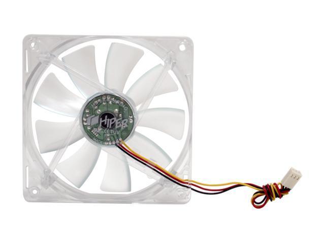 HIPER HFF-1N12N 120mm Transparent Case Fan