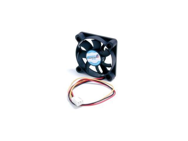 StarTech FAN5X1TX3 50mm Replacement Computer Case Fan TX3/LP4 Connector