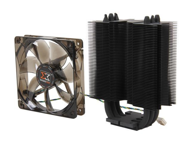 XIGMATEK Dark Knight II SD1283 Night Hawk Edition 120mm Long Life Bearing CPU Cooler IVY BRIDGE Compatible