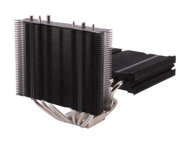 Prolimatech PRO-GNSS-BK CPU Heatsink for both 12cm and 14cm Fans