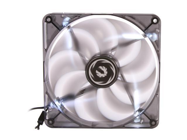 BitFenix Spectre BFF-BLF-14025W-RP White LED Case Fan