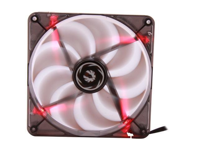 BitFenix Spectre PWM BFF-BLF-P14025R-RP 140mm Red LED Case Fan