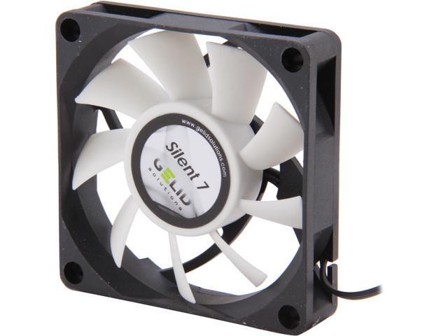 GELID Solutions Slient 7 FN-SX07-22 70mm Case Fan