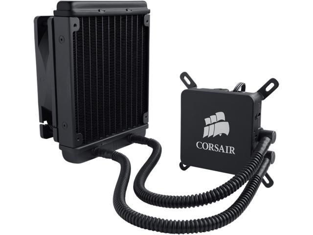 CyberpowerPC FA-WATER-501 120mm Corsair H60 Closed-loop Liquid Cooler