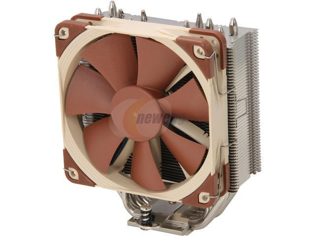 Noctua NH-U12S 120x120x25 ( NF-F12 PWM) SSO2-Bearing ( Self-stabilising oil-presure bearing ) CPU Cooler