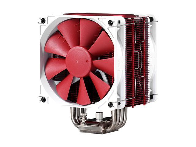 Phanteks PH-TC12DX_RD Dual 120mm PWM CPU Cooler