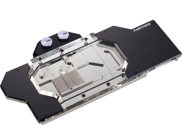 PHANTEKS PH-GB1080FE_CBKLD_01 Phanteks G1080 GPU Full Cover Water Block for Nvidia 1080/1070 Founder Edition