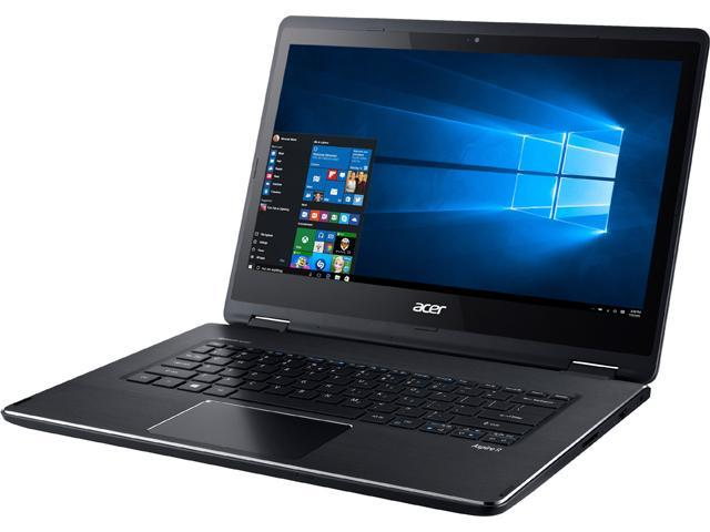 Acer Aspire R 14 R5-471T-534X 2-in-1 Laptop Intel Core i5 6200U (2.30 GHz) 256 GB SSD Intel HD Graphics 520 Shared memory 14