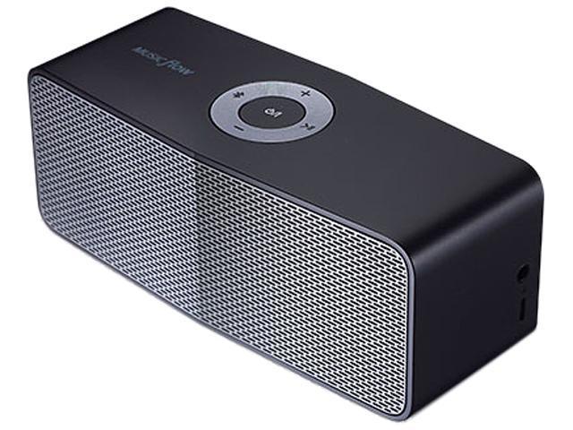 LG Music Flow Speaker System - Portable - Battery Rechargeable - Wireless Speaker(s) - Black