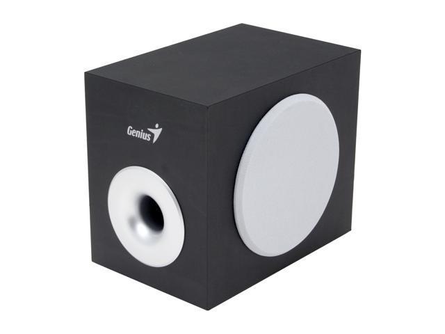 Genius SW-F2.1 500 12 Watts 2.1 Speaker System
