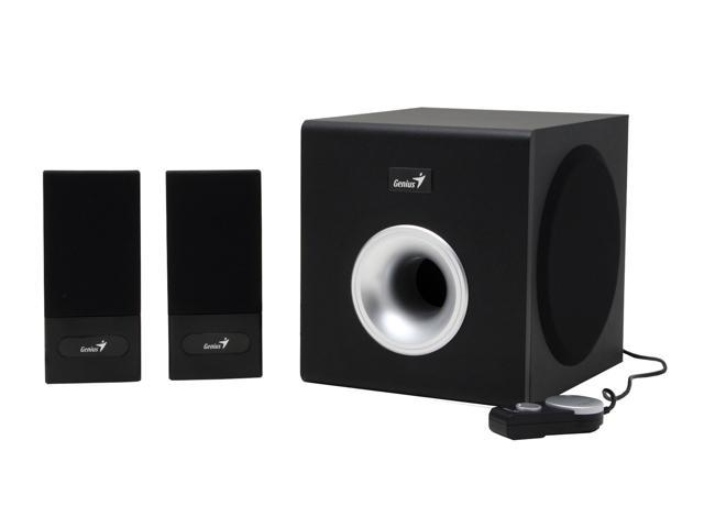 Genius SW-F2.1 1500 45 watts 2.1 Gaming Speaker System