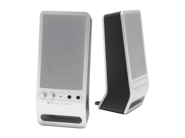 ALTEC LANSING VS2320 5 Watts 2.0 Speaker