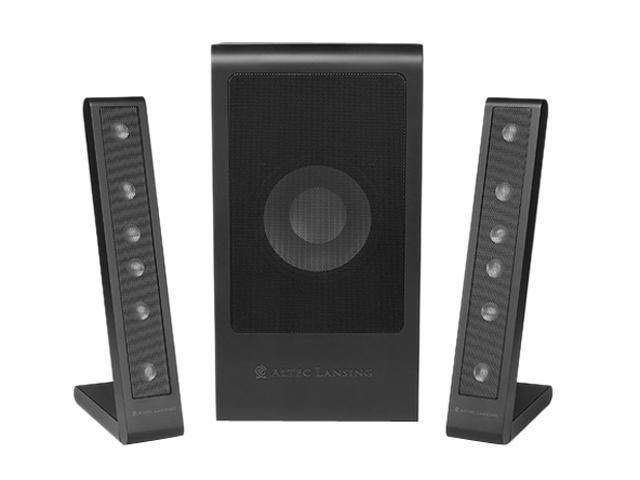 ALTEC LANSING PT6021 58 Watts 2.1 Slim Flat Panel Speakers