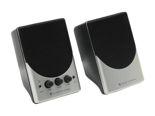 ALTEC LANSING BX1020 6 Watts 2.0 Speaker