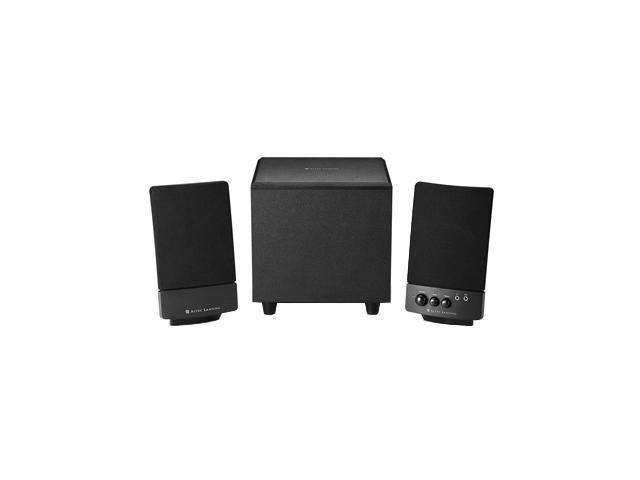 ALTEC LANSING BXR1121 15 Watts 2.1 3-Piece Value Computer Speakers