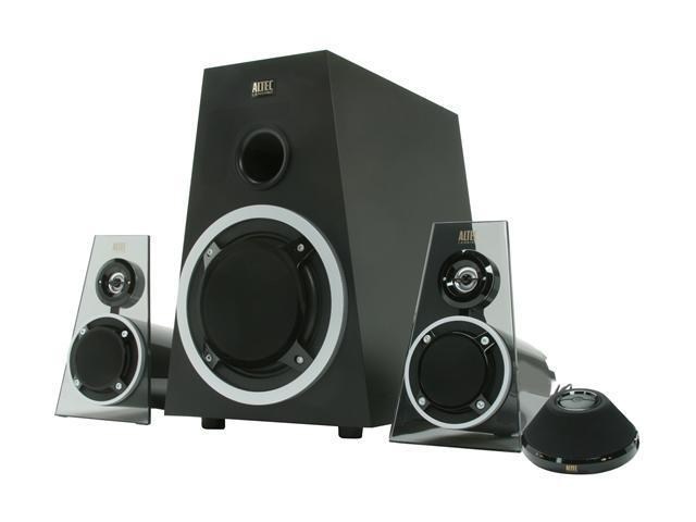 ALTEC LANSING MX6021 200 Watts RMS 2.1 Expressionist Ultra Speaker System