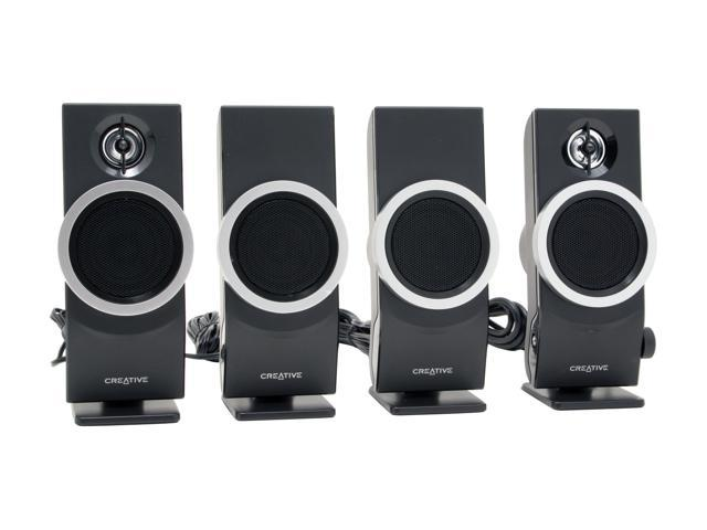 Creative Inspire T6100 76 Watts 5.1 Speakers