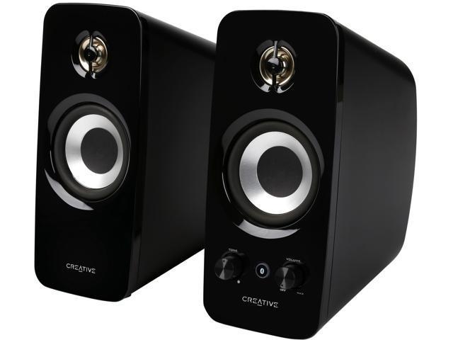 Creative T15 (51MF1670AA003) 2.0 Bluetooth Wireless Speaker System