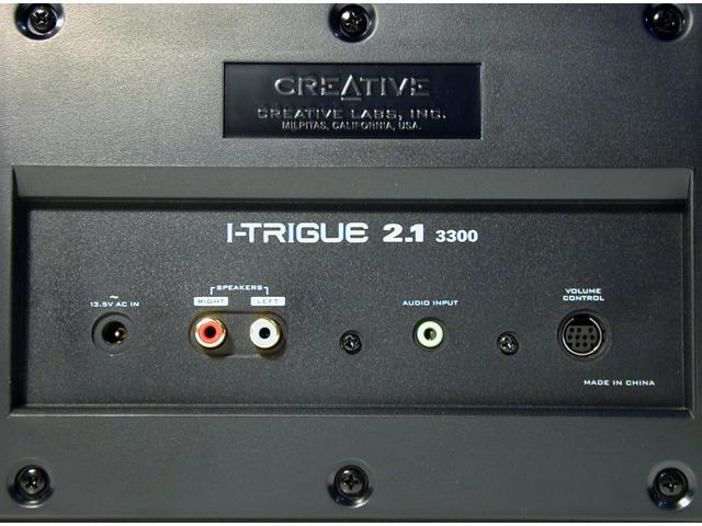 Creative I-Trigue 3300 43 Watts 2.1 Speaker