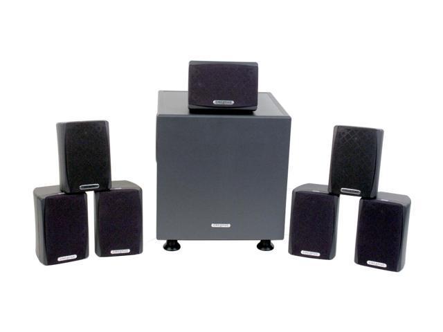 Creative GigaWorks S750 700 Watts 7.1 Speaker