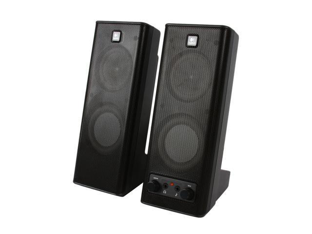 Logitech X-140 5 watts 2.0 Speakers