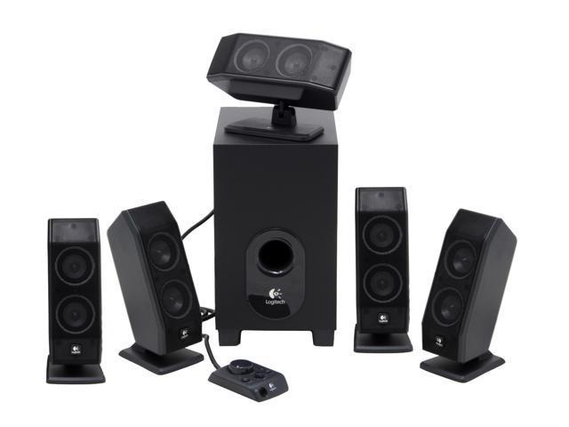 Logitech X Speakers Techgage