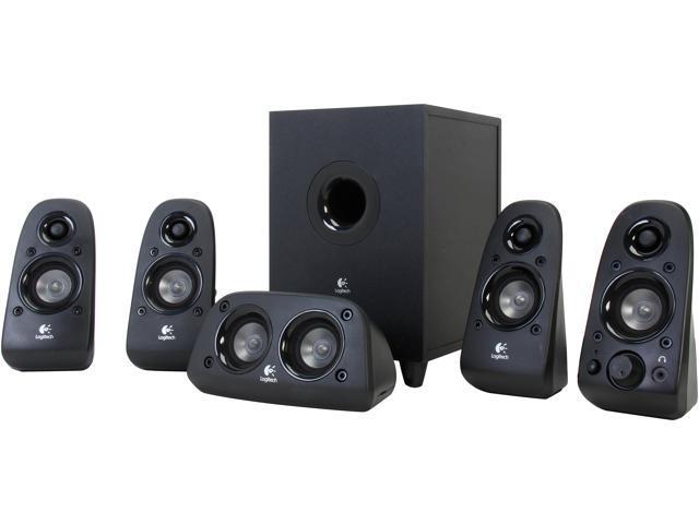 Logitech Z506 75 watts 5.1 Surround Sound Speakers