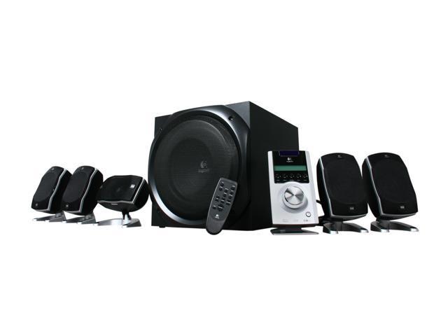 Logitech Z-5500 505 Watts 5.1 Digital Speaker System
